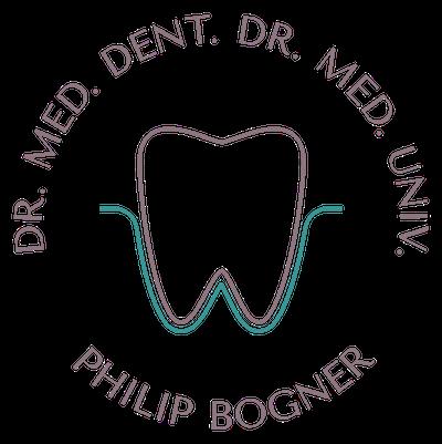 Logo Dr. Med. Dent. Dr. Med. Univ. Philip Bogner